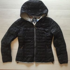 Rino & Pelle Jackets & Coats   Rino Pell Women Puff Jacket Blk Sz ...